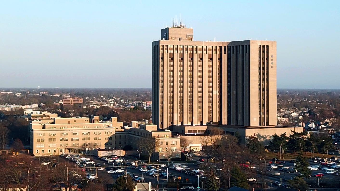 Nassau University Medical Center Burn Center