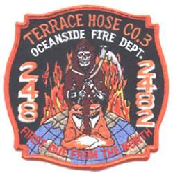 Oceanside Fire